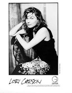Lori Carson Promo Print