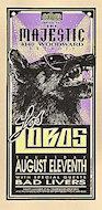 Los Lobos Handbill