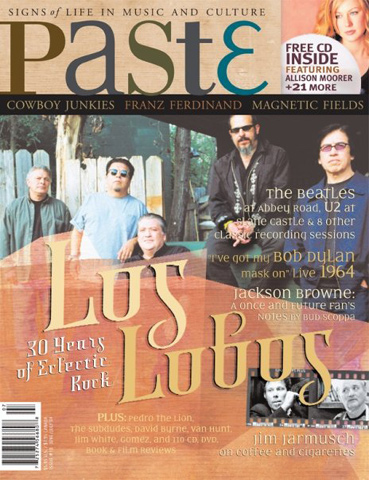 Los Lobos Paste Magazine