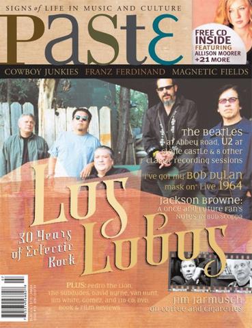 Los LobosPaste Magazine
