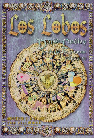 Los LobosPoster