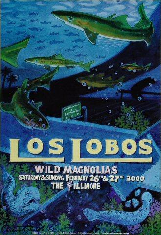 Los Lobos Poster