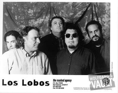 Los LobosPromo Print