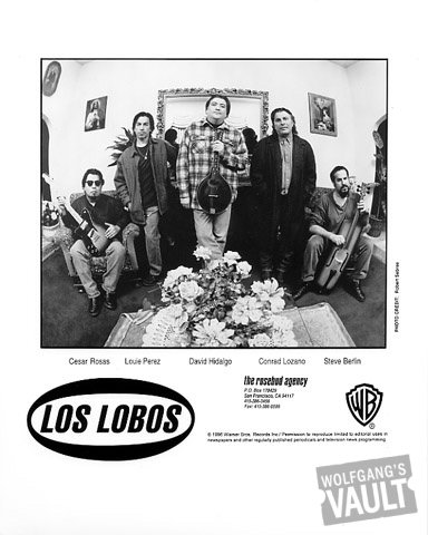 Los LobosPromo Print
