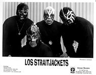 Los Straightjackets Promo Print