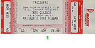 Craig Chaquico 1990s Ticket