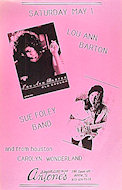Lou Ann Barton Poster