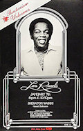 Lou Rawls Poster