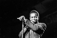 Lou Rawls Premium Vintage Print