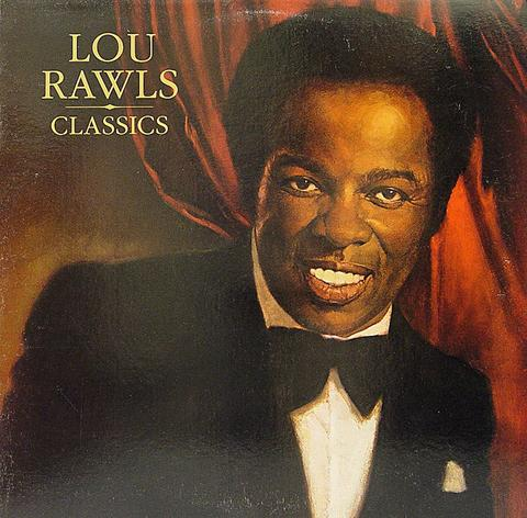 Lou Rawls Vinyl (Used)
