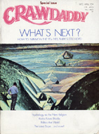 Grateful Dead Crawdaddy Magazine