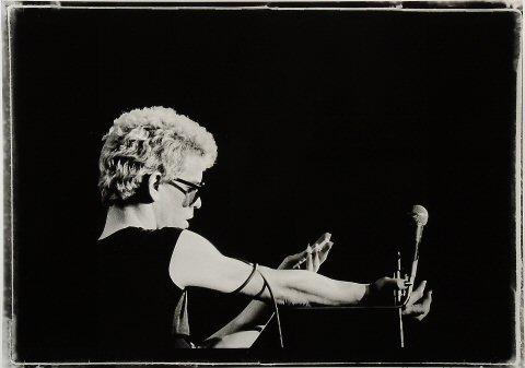 Lou ReedFine Art Print