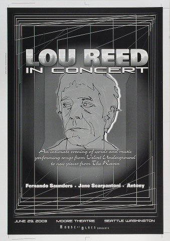 Lou Reed Proof