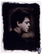 Lou Reed Vintage Print