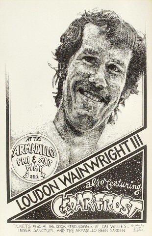 Loudon Wainwright III Poster