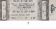 Louie Anderson 1990s Ticket