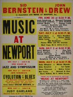 Dave Brubeck Poster