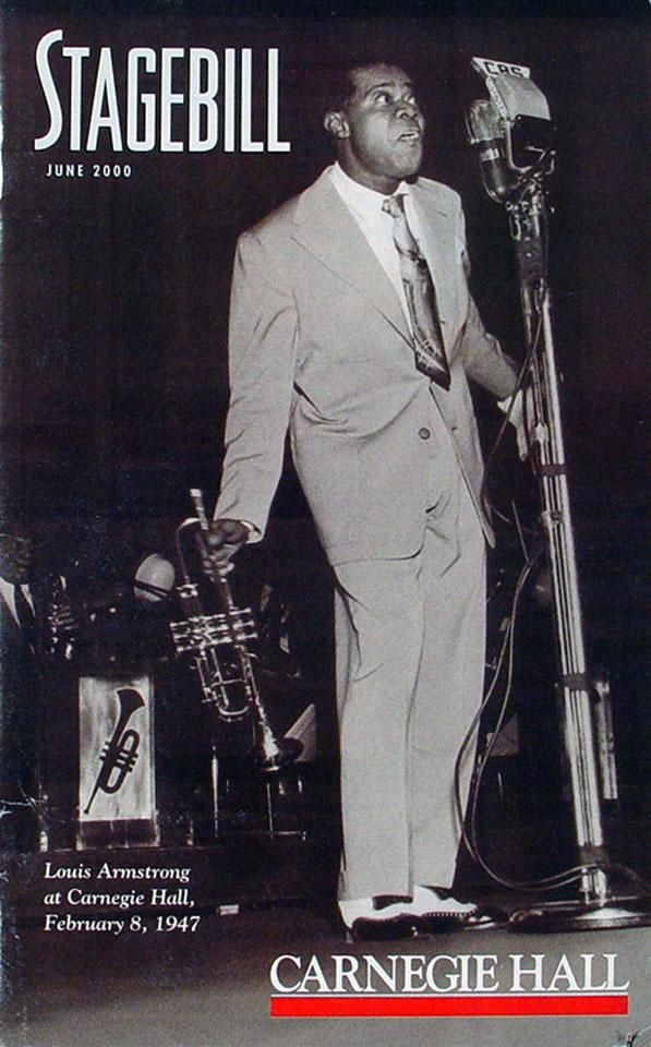 Louis Armstrong Program