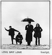 Love Spit Love Promo Print