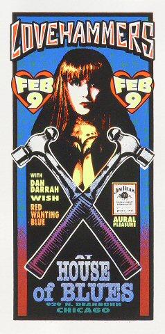 Lovehammers Handbill
