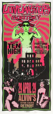 Lovemasters Poster
