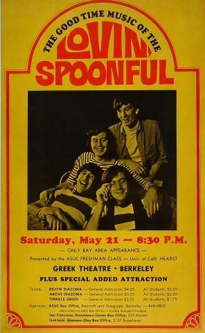 Lovin' Spoonful Poster