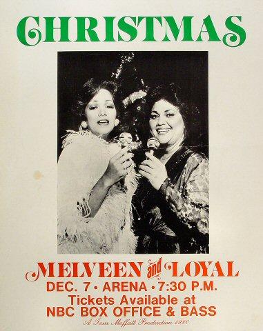 Loyal and Melveen Poster