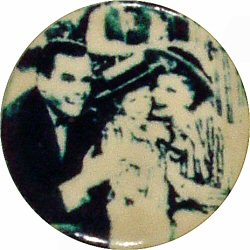 Lucille Ball Vintage Pin