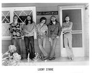 Lucky Strike Promo Print