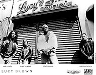 Lucy Brown Promo Print