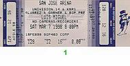 Luis Miguel 1990s Ticket