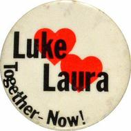 Luke and Laura Together - Now Pin