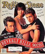 Luke Perry Magazine