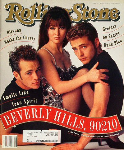 Luke PerryRolling Stone Magazine