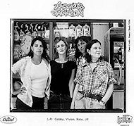 Luscious Jackson Promo Print
