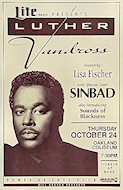 Luther Vandross Poster