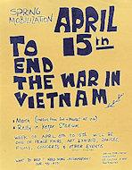 Lyndon B. Johnson Handbill