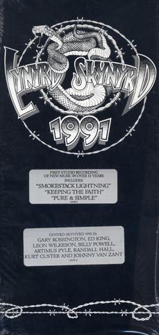 Lynyrd Skynyrd 1991 CD