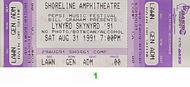 Lynyrd Skynyrd 1990s Ticket