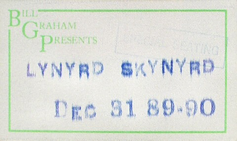 Lynyrd SkynyrdBackstage Pass