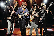 Lynyrd Skynyrd BG Archives Print