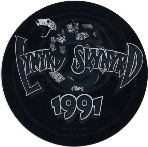 Lynyrd SkynyrdHandbill