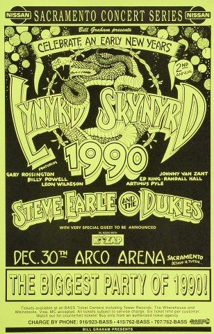 Lynyrd Skynyrd Poster