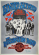 The Rossington Band Poster
