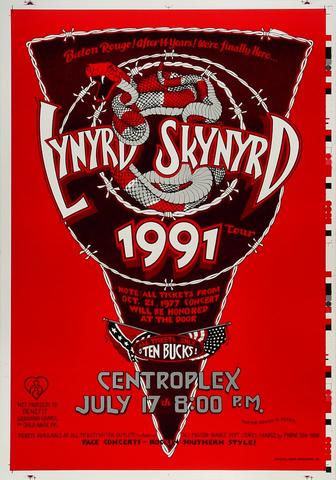 Lynyrd Skynyrd Proof