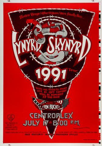 Lynyrd Skynyrd Proof