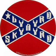 Lynyrd Skynyrd Sticker