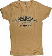 Lynyrd Skynyrd Women's Retro T-Shirt