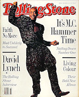 M.C. Hammer Rolling Stone Magazine