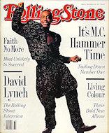 M.C. Hammer Rolling Stone Magazine